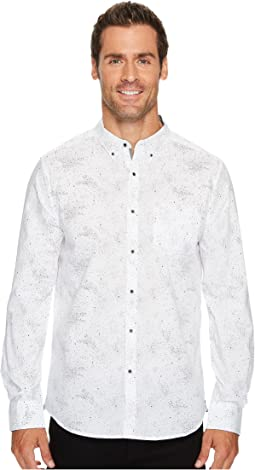 Kenneth Cole Sportswear - Stars Print Shirt