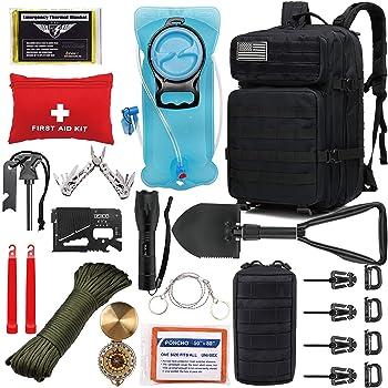 EVERLIT 42L Tactical Backpack