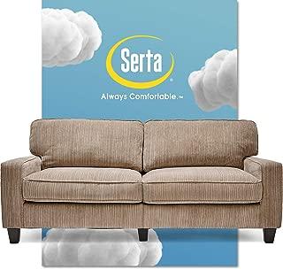 """Serta Palisades Sofas, 73"""", Beige"""