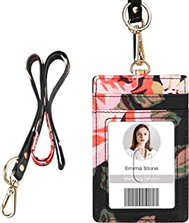 Best id badge lanyards and holders Reviews