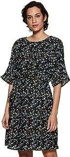 ABOF Women's Kimono Midi Dress