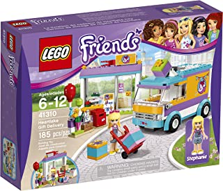 lego friends delivery