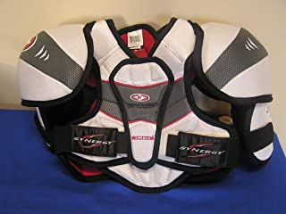 Easton Synergy 400 Junior Hockey Shoulder Pads Size small