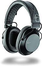 Plantronics BACKBEAT FIT 6100 Auriculares deportivos Bluetooth, en el oído, IPX5 con diadema y almohadilla de espuma con memoria, negro