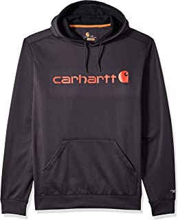 Carhartt Men's Force Extremes Signature Graphic Hooded Sweatshirt