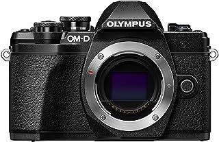 Olympus OM-D E-M10 Mark III cámara de Sistema Micro Cuatro Tercios 16 megapíxeles estabilizador de Imagen Visor electrónico vídeo 4K Negro