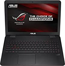 ASUS ROG GL551 Series GL551JW-DS71 15.6-Inch Gaming Laptop 4th Generation (Intel Core i7-4720HQ 2.60 GHz, 16 GB Memory, 1 ...