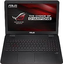 ASUS ROG GL551 Series GL551JM-DH71 4th Generation 15.6-Inch Gaming Laptop (Intel Core i7, 4710HQ 2.50 GHz, 16 GB Memory, 1 TB HDD, NVIDIA GeForce GTX 860M 2 GB Windows 8.1 64-Bit) Black/Red