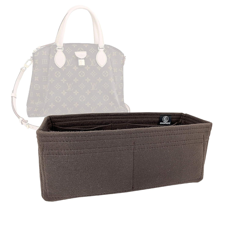 LV Ultra-Cheap Deals Rivoli MM Monogram Bag Organizer - Premium 20 Philadelphia Mall Handmade Felt