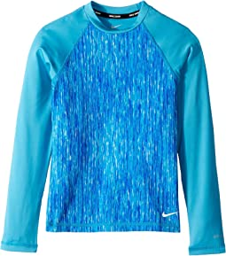 Rush Heather Long Sleeve Hydroguard (Big Kids)