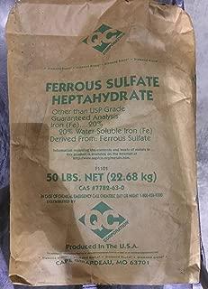 Ferrous Sulfate Heptahydrate