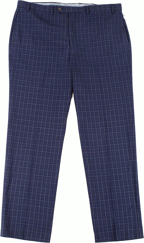 25d584a46fe7f5 Lauren by Ralph Lauren Mens 38X32 Dress Dress Dress Flat Front Pants e942a9