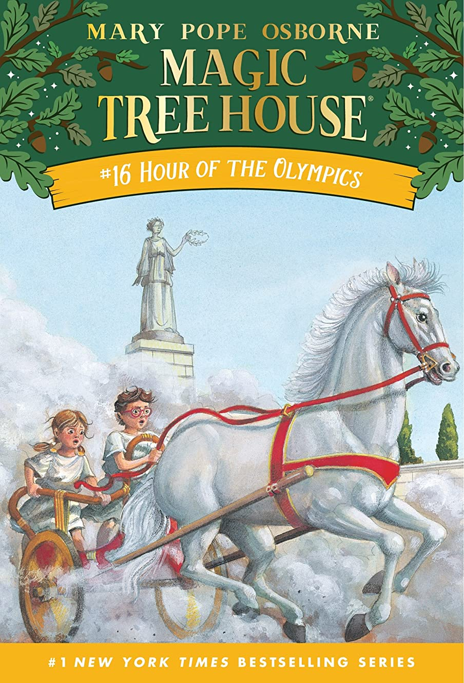 Hour of the Olympics (Magic Tree House Book 16) (English Edition)