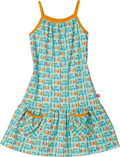 18-24 months Zutano Chocolate Multi Stripe Velour Dress