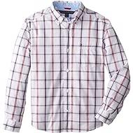 Boys Ellison Long Sleeve Woven Shirt