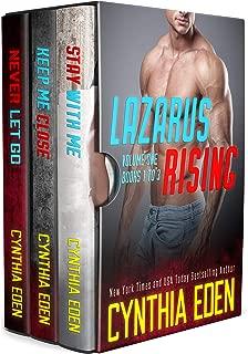 Lazarus Rising Volume One: Books 1 to 3 (Lazarus Rising Series Box Set)