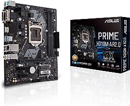 Asus Prime H310M A R2.0/CSM Intel Chipset LGA-1151 MATX Desktop Motherboard