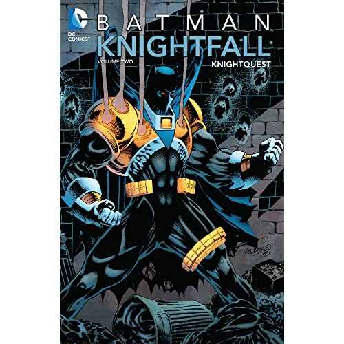 2a33d2dc1700 Batman  Knightfall Vol. 2  Knightquest