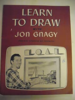 learn to draw jon gnagy