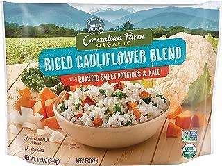 Cascadian Farm Riced Cauliflower Blend with Roasted Potatoes & Kale, 12 oz(us)
