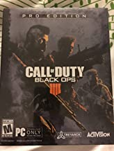 Call of Duty Black Ops 4 Pro Edition [ STEELBOOK Pack + Season Pass ] (PC)
