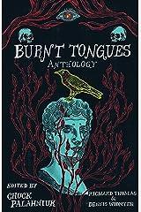 Burnt Tongues Anthology Kindle Edition