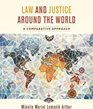 Law and Justice around the World: A Comparative Approach (English Edition)