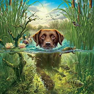 Best chocolate lab jigsaw puzzles Reviews