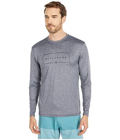 Billabong Union Loose Fit Long Sleeve (Grey Heather) Men