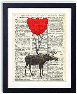 little moose prints