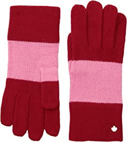 Kate Spade New York - Color Block Gloves