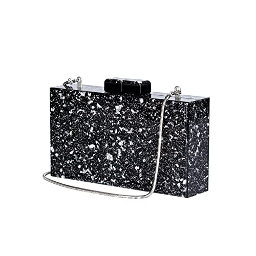 d1fd4c14472a5 Shiny Acrylic Clutch Purse for Women Party Perspex Bag Handbags