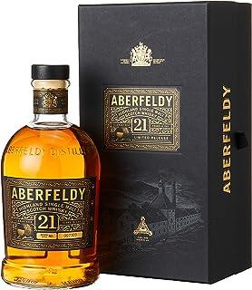 Aberfeldy 21 Years Old Single Malt Whisky, 750ml