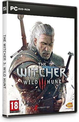 TheWitcher3:WildHunt(PC)(輸入版)