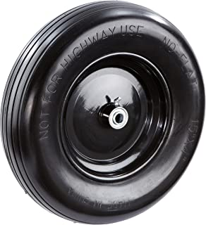 Tricam Farm and Ranch FR2220 No-Flat Replacement Tire for Wheelbarrows, 15-Inch