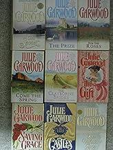Nine Julie Garwood Paperbacks (The Secret; The Prize; For the Roses; Come the Spring; The Clayborne Brides; The Gift; Savi...