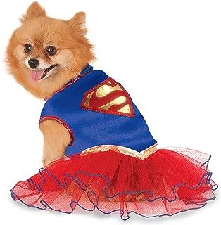 Rubie's Costume Company DC Comics Super Girl Pet Tutu Dress