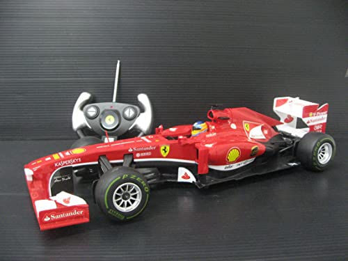 1 12 Ferrari F1 F138 Radiosteuerauto Rot