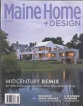 Maine Home + Design Magazine May 2019