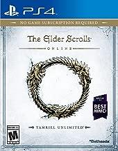 elder scroll online ps4
