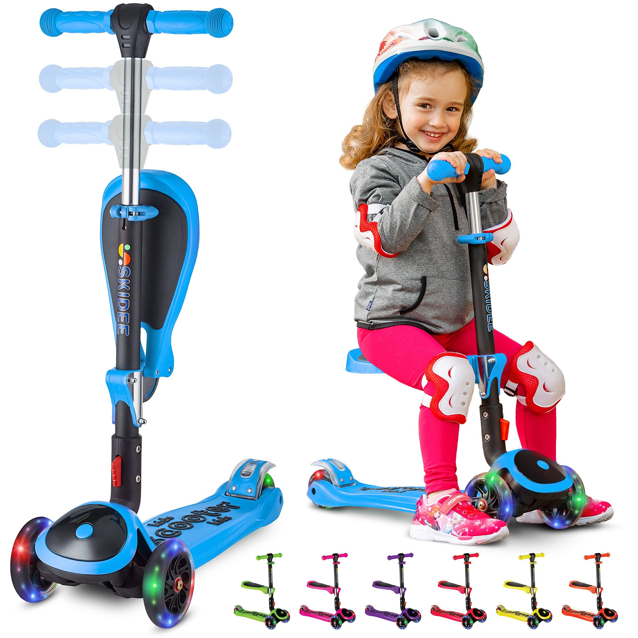 SKIDEE Scooter Kids Folding Seat