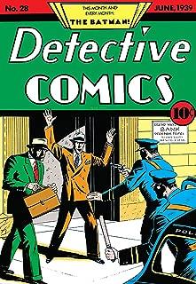 Detective Comics (1937-) #28-29 (Detective Comics (1937-2011) Book 28)
