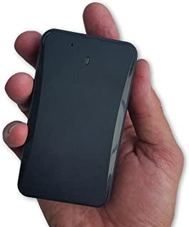 Ti-6000 Live GPS Tracker Mini Portable with Built-in Magnets. 2 Month Battery Life Includes SIM Card
