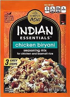 shan biryani mix ingredients