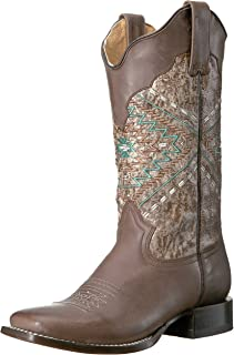 Roper Women's Native Work Boot