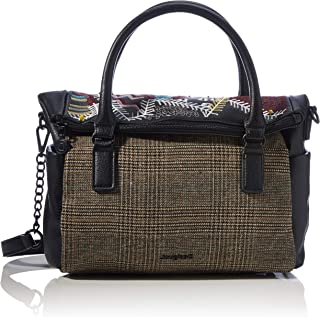 Desigual Accessories PU Hand Bag, Sac à Main. Femme, U