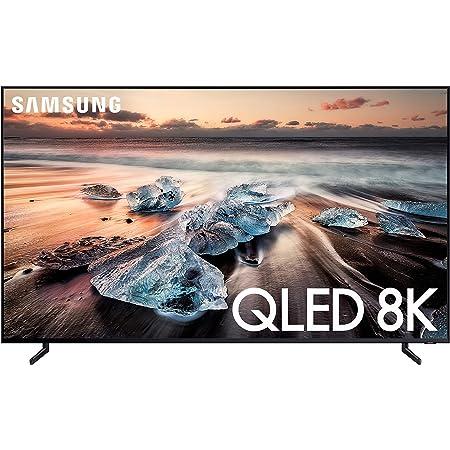 SAMSUNG QN82Q900RBFXZA Flat Screen 82-Inch QLED 8K Q900 Series Ultra HD Smart TV with HDR and Alexa Compatibility (2019 Model)