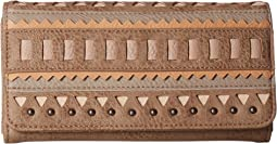 American West - El Dorado Flap Wallet