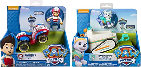 paw patrol pups and the snow monster