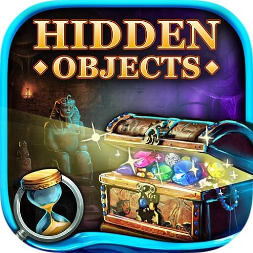 Hidden Objects   Lost Mystery